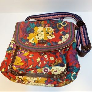 Sakroots | Floral Covertible Backpack | Crossbody
